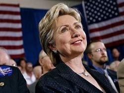 Хиллари Клинтон лидирует в опросах в ключевом штате