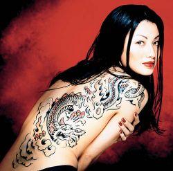 История татуировок древних вьетов