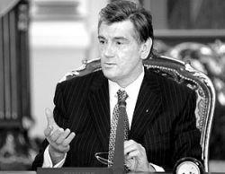 Ющенко дал политикам пять дней на размышления о коалиции