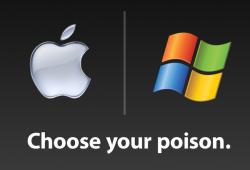 Уже очень скоро Apple перегонит Microsoft и победит это зло во вселенском масштабе