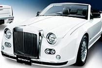 Rolls-Cadillac-Mustang от мастеров Mitsuoka