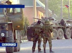 В Дагестане идет операция по ликвидации группы боевиков