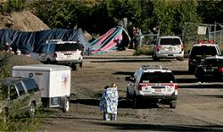 Трагедия на фестивале воздушных шаров в Альбукерке