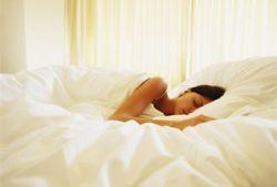 Полноценный сон предотвратит ожирение