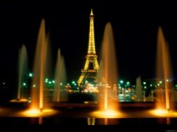 Париж остается самым романтическим городом планеты