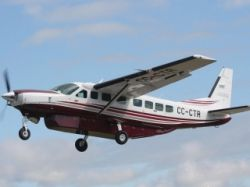 В США обнаружены обломки пропавшего самолета