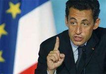 Саркози: Россия подрывает доверие к себе