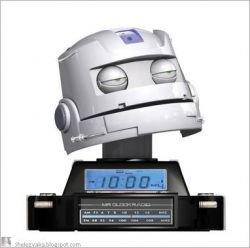Полезный гаджет - будильник Mr. Clock Radio