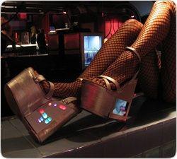 Platforms: интерактивные босоножки для безопасного... секса