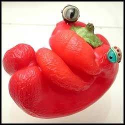 Музей аномальных овощей и фруктов (фото)