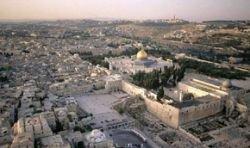 Израильтяне готовы поделиться Иерусалимом