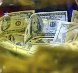 На долларе можно поставить крест