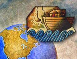 На дне Черного моря нашли Ноев ковчег?