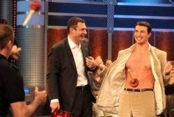 Братья Кличко снялись в юмористическом шоу (видео)