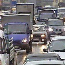 Осень, дожди: на дорогах коллапс