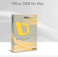 Выход Office 2008 for Mac запланирован на 31 января
