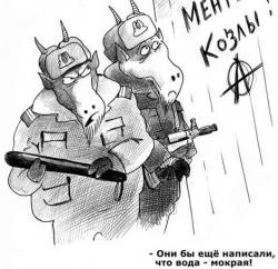 Уволены питерские милиционеры, запретившие журналистам снимать репортаж