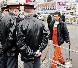 Жители столицы находятся в плену мифа о том, что все преступления в городе совершают приезжие