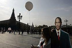 """Владимир Путин поднял рейтинг \""""Единой России\"""""""