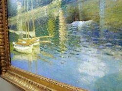 Порвавший картину Моне вандал работал в Орсэ
