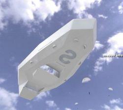 Strato Cruiser – концептуальный летающий развлекательный комплекс (фото)