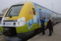 Во Франции введен в эксплуатацию поезд-гибрид