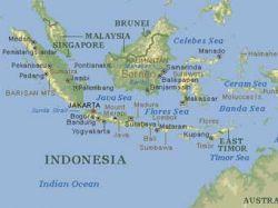В Индонезии произошло 6-балльное землетрясение