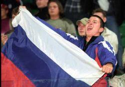Болельщики сборной России превратятся в гигантский флаг