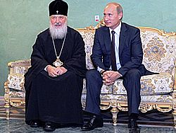 Патриарх Кирилл восстал против Бога?