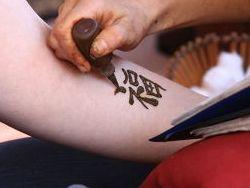 Летняя мода на татуировки: покажите свои наколки