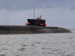 """В проливе Лонг-Айленд всплыл РПКСН проекта 955 """"Борей"""""""