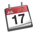 Шпаргалка по онлайновым календарям