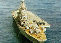 """Авианесущий крейсер \""""Адмирал Горшков\"""" достался Индии даром, но контракт на грани срыва"""