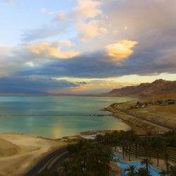 Мертвое море умирает прямо на глазах