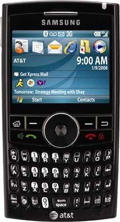 Новый смартфон Samsung Blackjack II