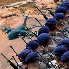 США вводят войска в Ливан
