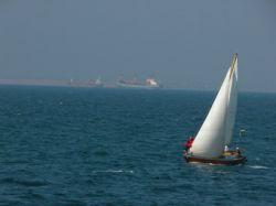 8 дней на спасательном плоту в открытом море
