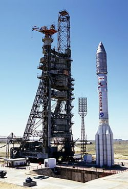На МКС отправилась 16-я экспедиция