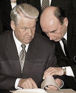 Объединенную судостроительную корпорацию возглавит бывший начальник Зубкова и соратник Ельцина