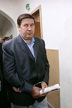 Генерал Бульбов дал показания как обвиняемый