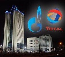 Total не интересует приобретение доли в Газпроме