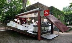 Американский архитектор сделал самое невероятное кафе