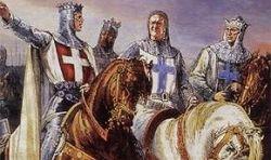 Крестовые походы были, действительно, священной войной