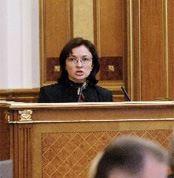 Эльвира Набиуллина готова начать борьбу за возврат МЭРТ части отнятых полномочий