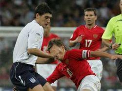 Москвичи увидят матч Россия - Англия на больших экранах