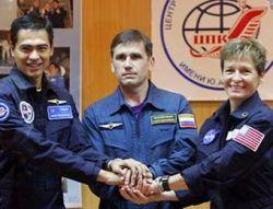Впервые на МКС 191 день будет руководить женщина