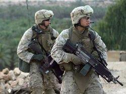 Американские морпехи просятся из Ирака в Афганистан