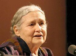 Лауреатом Нобелевской премии по литературе стала Дорис Лессинг