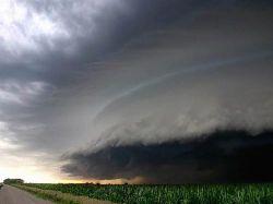 Парниковый эффект увеличит ураганы