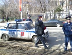 В Москве внедрят систему контроля мобильных нарядов ГУВД